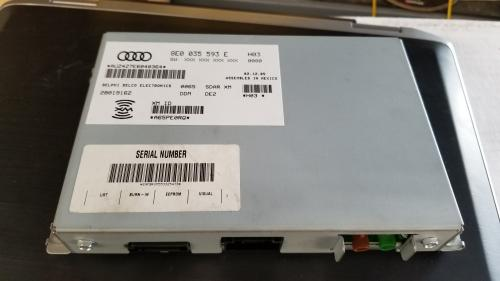 Audi A4 Ignition Control Module Location Besides 2006 Audi A6