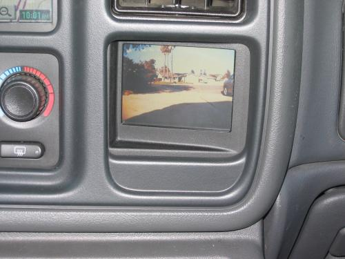 CUBBYCAM FactoryLook Backup Camera Systems  Diesel Place
